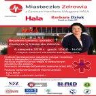 Zbadaj się w Miasteczku Zdrowia w Tarnowskich Górach.