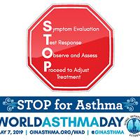 7 maja - Światowy Dzień Astmy